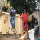 Aktion Gartenhütte