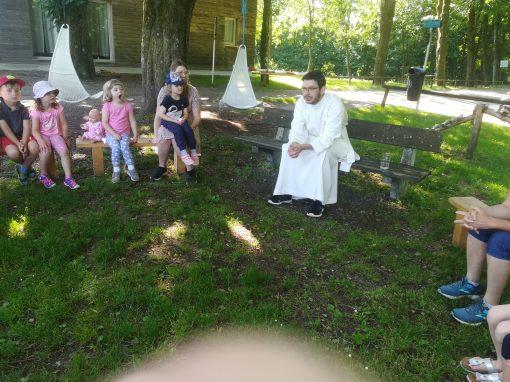 Besuch von Frater Franziskus